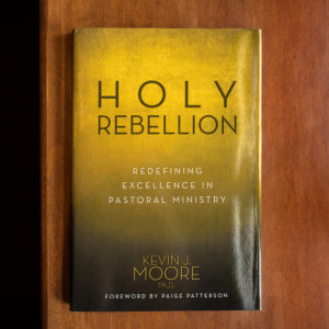 Holy Rebellion by Kevin J. Moore